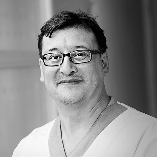 Richard Hakse - Tandarts / Endodontoloog